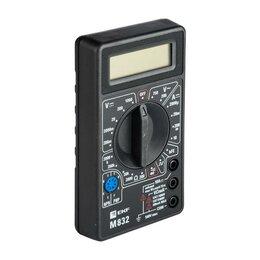Обогреватели - Мультиметр цифровой M832 Master EKF…, 0