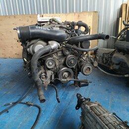 Двигатель и топливная система  - 3uz-fe vvti 5 ступ, свап комплект, 0