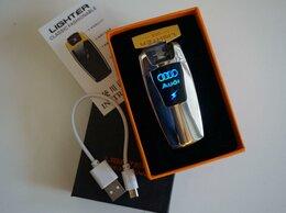 Пепельницы и зажигалки - Зажигалка USB AUDY, 0