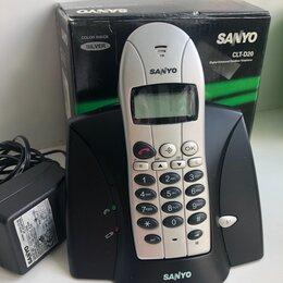 Радиотелефоны - Радиотелефон sanyo на запчасти/ремонт, 0