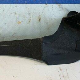 Кузовные запчасти  - Накладка крыла правая передняя (у лобового стекла) Volkswagen Polo Sedan 10-20 (, 0
