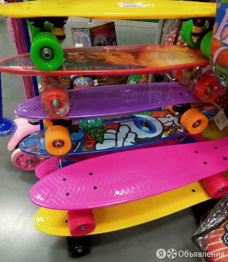 Пенниборд Penny Пенни Скейтборд по цене 2000₽ - Скейтборды и лонгборды, фото 0