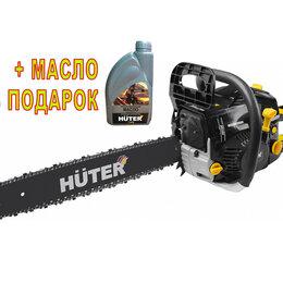 Электро- и бензопилы цепные - Бензопила Huter BS-2300М 3.12 л.с. шина 40 см, 0