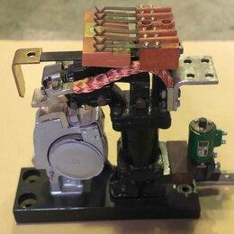 Для железнодорожного транспорта - Электропневматический контактор типа пк-753, 0