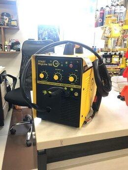 Сварочные аппараты - Сварочный полуавтомат start MigLine 183 2ST183, 0