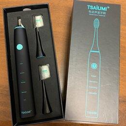 Электрические зубные щетки - Новая электрическая зубная щетка звуковая щетка, 0