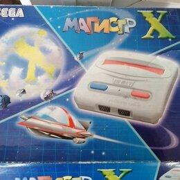 Игровые приставки - Игровая приставка sega mega drive 16b, 0