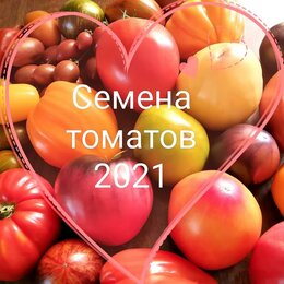 Семена - Коллекционные семена томатов, 0