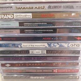 Музыкальные CD и аудиокассеты - Лицензионные cd диски, 0