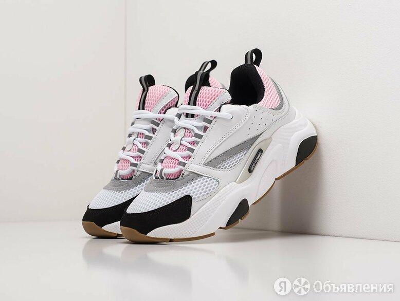 Кроссовки Dior Homme B22 по цене 4200₽ - Кроссовки и кеды, фото 0