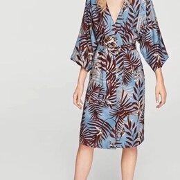 Платья - Платье в стиле кимоно манго, 0