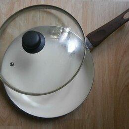 Сковороды и сотейники - Сковорода со стеклянной крышкой, 0