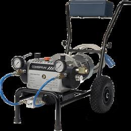 Электрические краскопульты - Окрасочный аппарат CONTRACOR EVOX-2200DH-220, 0