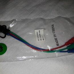 Компьютерные кабели, разъемы, переходники - переходник S-Video, 0