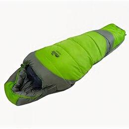 Спальные мешки - Спальник Tramp Rover TRS-050R (Серо-зеленый  Левый), 0