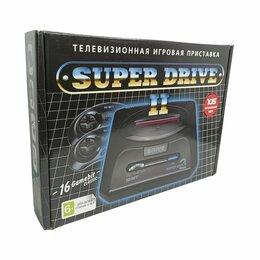 Ретро-консоли и электронные игры - Sega Classic 105 игр, 0