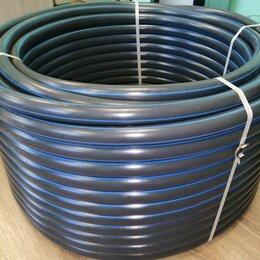 Водопроводные трубы и фитинги - Труба полиэтиленовая водопроводная диаметр 32 бухта, 0