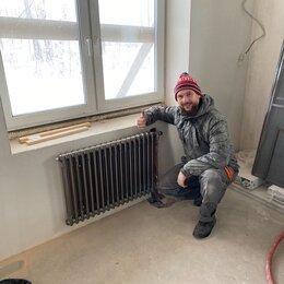 Ремонт и монтаж товаров - Монтаж (замена) радиаторов отопления, 0