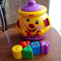 Развивающие игрушки - Обучающая игрушка Музыкальный горшочек, 0