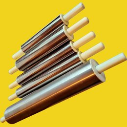 Скалки - Скалка из нержавеющей стали., 0