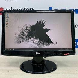 Мониторы - Монитор LG для дома/офиса 1366*768 VGA, 0