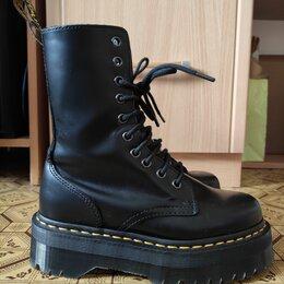 Ботинки - Черные ботинки Dr Martens Jadon Hi, 0