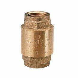 """Электромагнитные клапаны - ITAP ART 100 """"EUROPA"""" 4"""" Обратный клапан с металлическим седлом, 0"""
