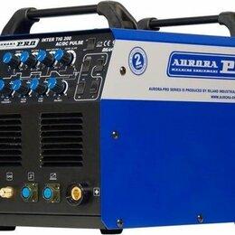 Сварочные аппараты - Aurora PRO inter TIG 200 AC/DC pulse, 0