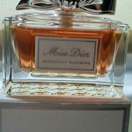 Парфюмерия - Продаю оригинальные духи Dior, 0