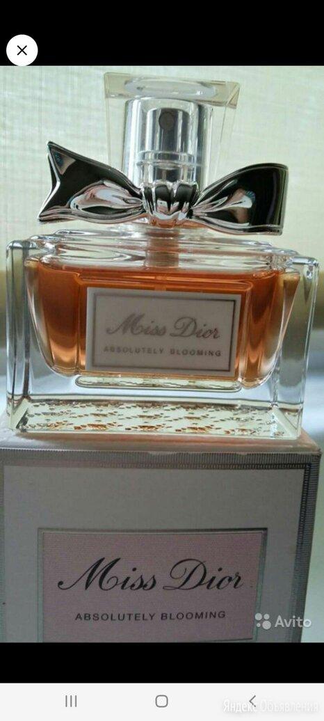 Продаю оригинальные духи Dior по цене 1600₽ - Парфюмерия, фото 0