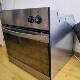 Духовые шкафы - Электрический духовой шкаф hansa boei67130030, 0