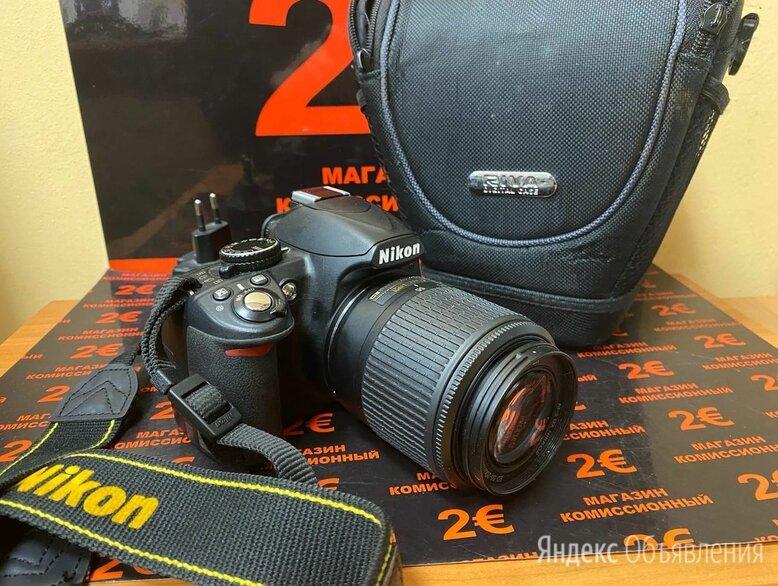 Зеркальный фотоаппарат Nikon D3100 KIT 55-200  по цене 9900₽ - Фотоаппараты, фото 0