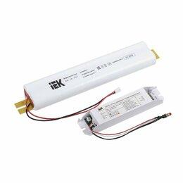 Блоки питания - Универсальный блок аварийного питания для LED IEK БАП40-10, 0