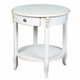 Столы и столики - Стол кофейный White Rose Артикул: F6632 (S06), 0