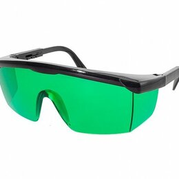 Средства индивидуальной защиты - Очки для лазерных приборов зеленые Condtrol, 0