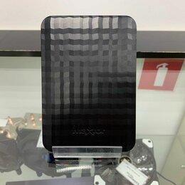 Жёсткие диски и SSD - Внешний жесткий диск Maxtor M3 Portable 3.0 500 Гб, 0
