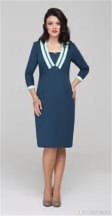 Платье женское, размер 56, артикул ЛК-868 LaKona ЛК-868 по цене 2750₽ - Платья, фото 0