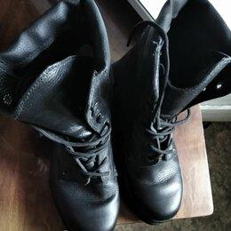 Ботинки - Берцы новые размер 42, 0