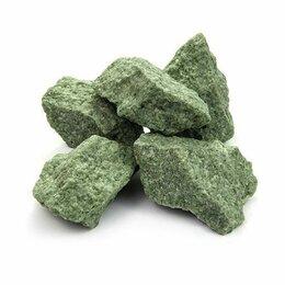 Камни для печей - Камни для бани Жадеит колотый 10 кг, 0