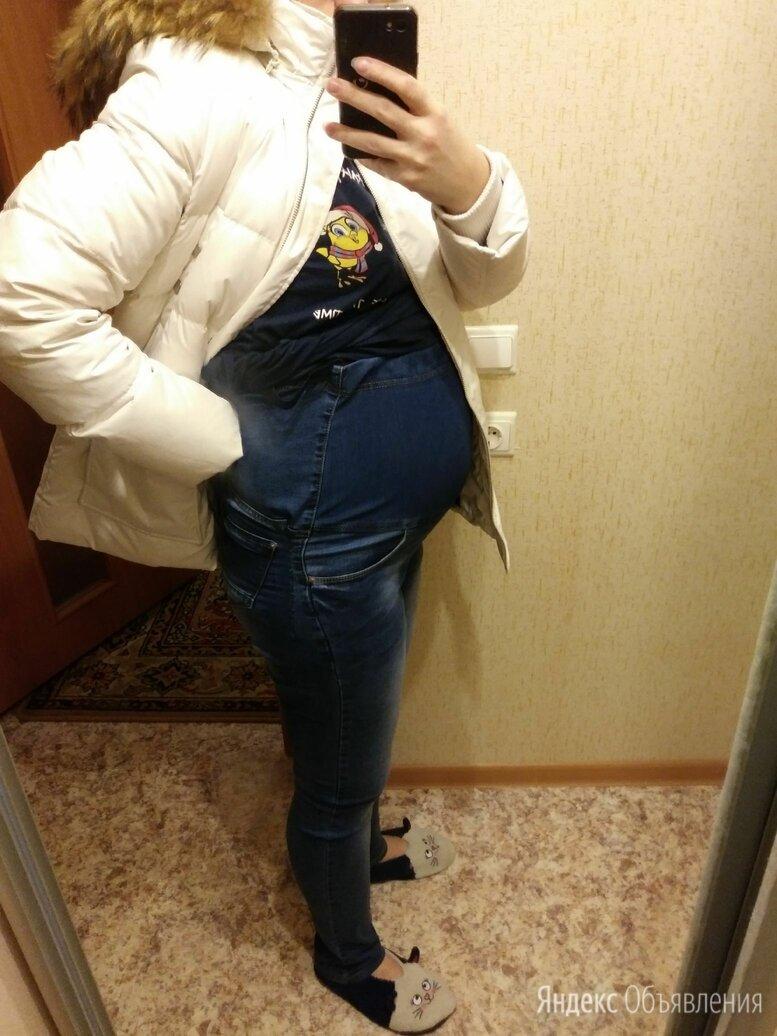 Джинсы для беременных по цене 1750₽ - Брюки, фото 0