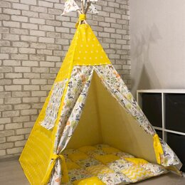 Игровые домики и палатки - вигвам, 0