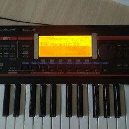 Клавишные инструменты - Синтезатор roland juno-g, 0