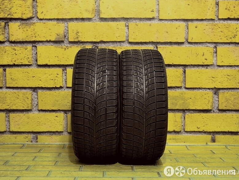 Комплект шин 245.50.R18 Bridgestone Blizzak по цене 3000₽ - Шины, диски и комплектующие, фото 0