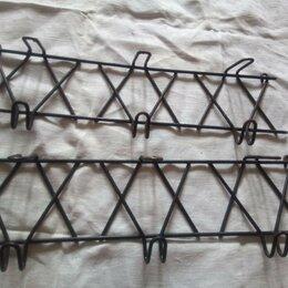 Вешалки настенные - Вешалки настенные железные, 0