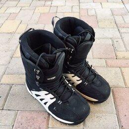 Защита и экипировка - Сноубордические ботинки, 0