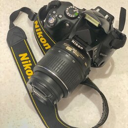 Фотоаппараты - Зеркальный фотоаппарат nikon d5000, 0