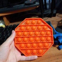 Игрушки-антистресс - Тактильная сенсорная игрушка антистресс pop it, 0