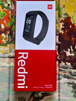 Умные часы и браслеты - Xiaomi Mi Smart Band 4C, 0