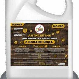 Антисептики - Антисептик для древесины 3TREE-BIO-PRO с ионами йода , 0