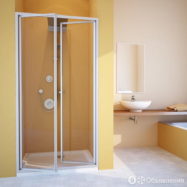 Душевая дверь в нишу GuteWetter Practic Door GK-402 78-82 см стекло бесцветно... по цене 25270₽ - Души и душевые кабины, фото 0